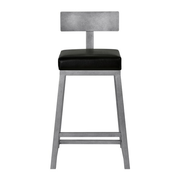 Daub Bar Stool by 17 Stories