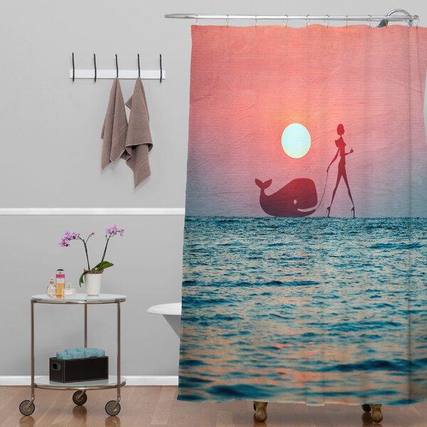 Ketner Fancy Pet Shower Curtain by Brayden Studio