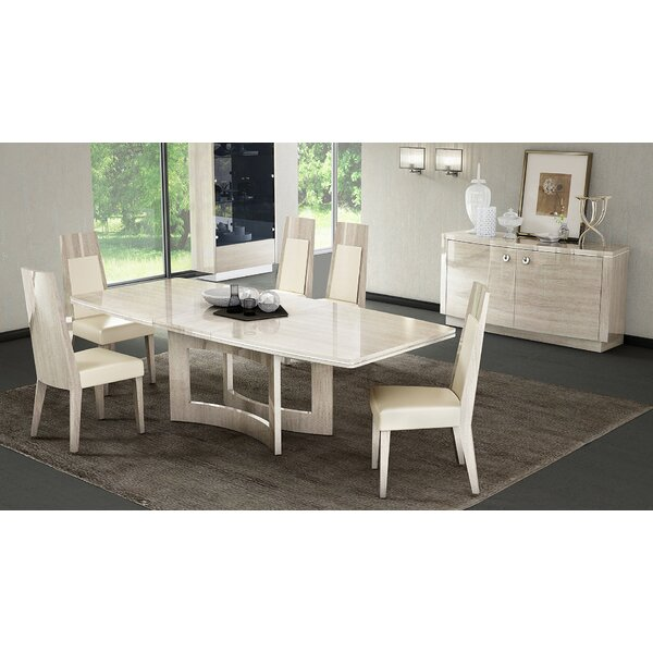 6 Piece Dining Set by Orren Ellis