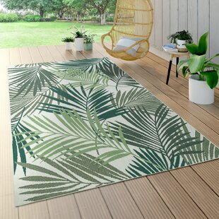 5 X 8 Tropical Outdoor Rugs You Ll Love In 2021 Wayfair