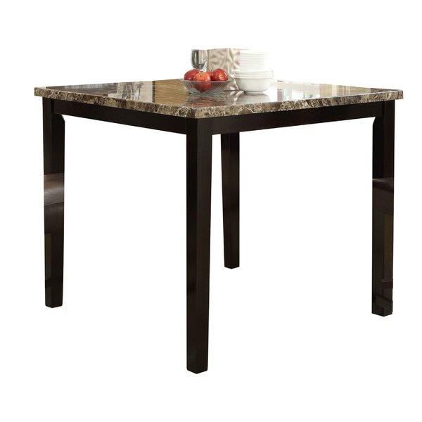 Pettisville Wooden Dining Table by Winston Porter Winston Porter