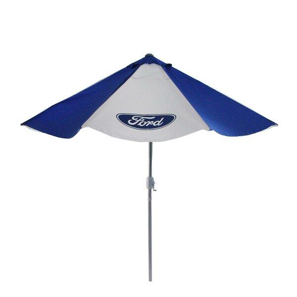 Outdoor 9' Ford Market Umbrella by Northlight Seasonal