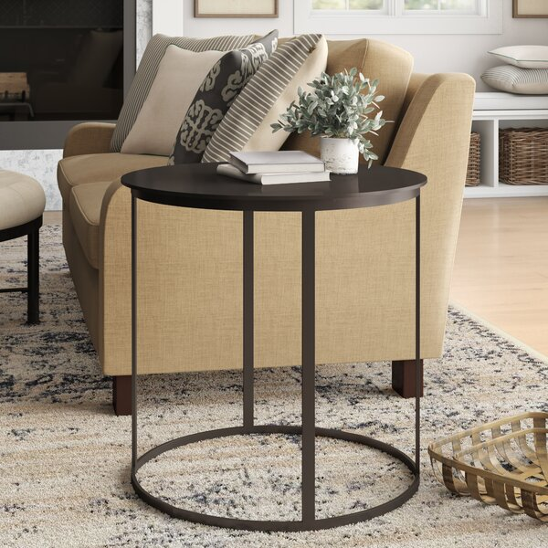 Debbie End Table By Birch Lane™ Heritage Top Reviews