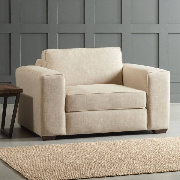 Hansen Chair and a Half by DwellStudio