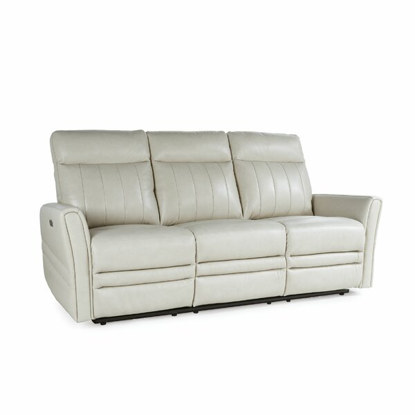 Cute Style Derrik Motion Reclining Sofa by Red Barrel Studio by Red Barrel Studio