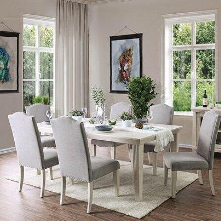Calila 7 Piece Dining Set by Birch Lane™