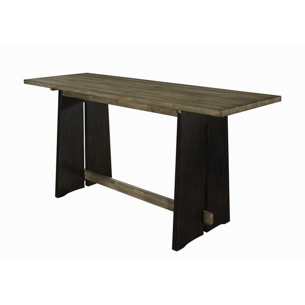 Steverson Pub Table by Gracie Oaks