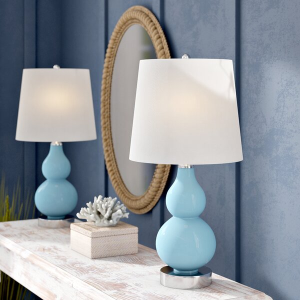 Haskell 21 Table Lamp (Set of 2) by Highland Dunes