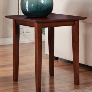 Searching for Ithaca End Table By Charlton Home