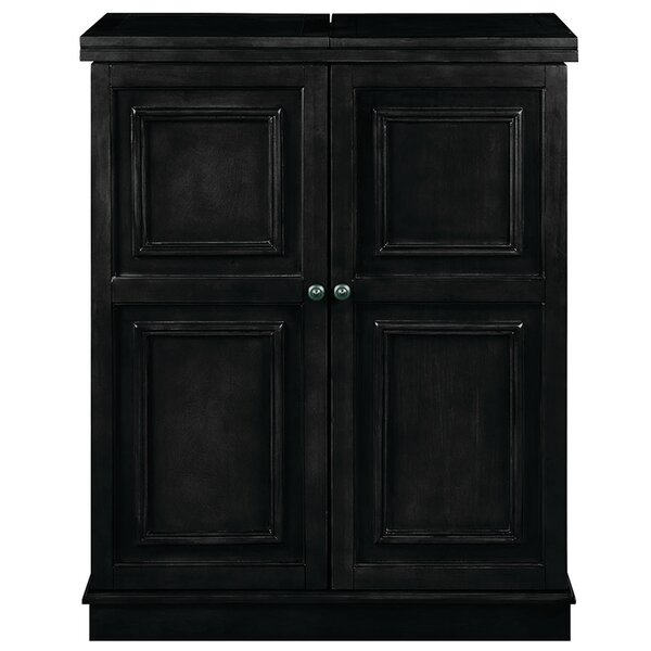 Barcus Bar Cabinet by Darby Home Co Darby Home Co