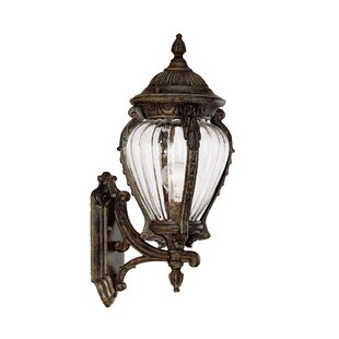 Check Prices Pursell Outdoor Sconce By Charlton Home