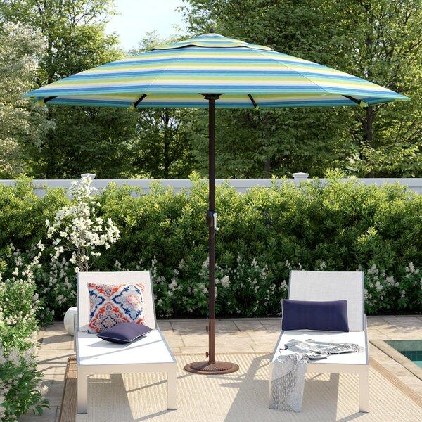 Cardine 9' Market Sunbrella Umbrella By Sol 72 Outdoor by Sol 72 Outdoor Best Choices