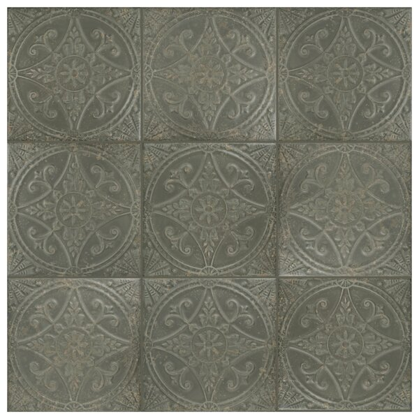 Castile 13 x 13 Ceramic Field Tile by EliteTile