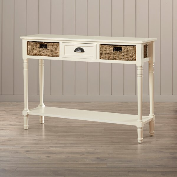 South Pasadena Console Table by Beachcrest Home