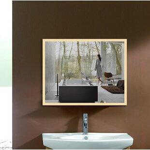 Affordable Havens LED Bathroom/Vanity Mirror ByOrren Ellis