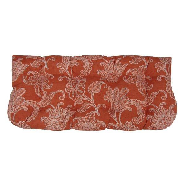 Kenwood Sunbrella Bench Cushion by Charlton Home