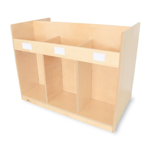 Mobile Library Standard Bookcase By Whitney Brothers®