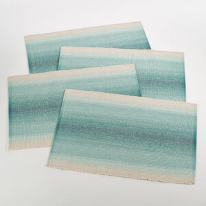Canaletto Ombre Ribbed Placemat (Set of 4)