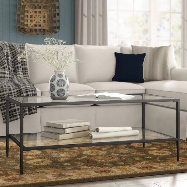 Harlan Double Shelf Coffee Table By Birch Lane™ Heritage
