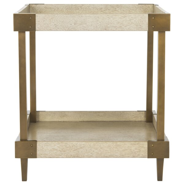 Martins End Table by 17 Stories