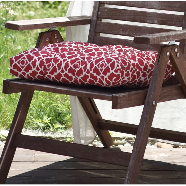 Waverly Lexie Indoor/Outdoor Dining Chair Cushion by Waverly