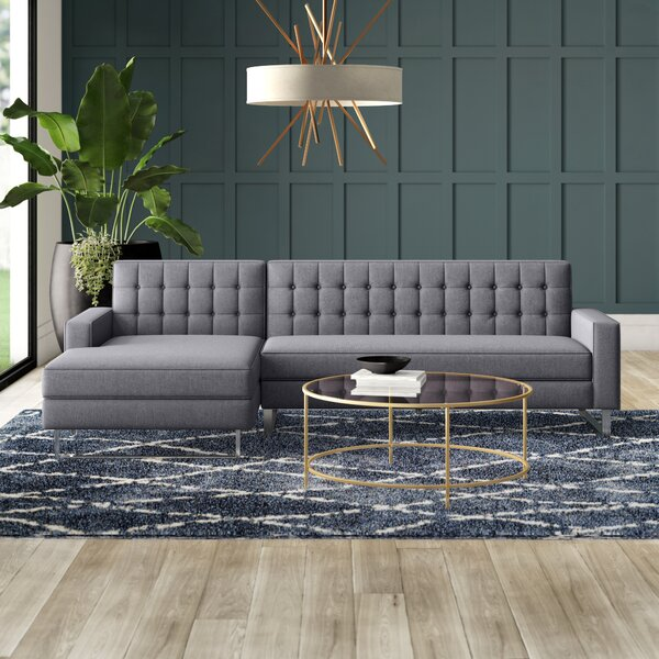 Kuykendall Sectional By Mercury Row Sale