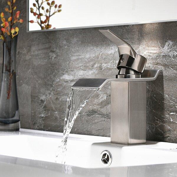 Widespread Single Hole Bathroom Faucet (Set of 2)