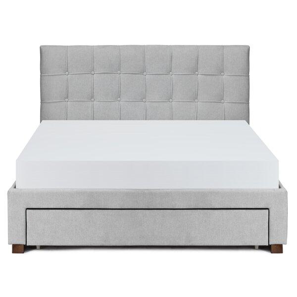 Mcdonough Queen Upholstered Storage Platform Bed by Red Barrel Studio