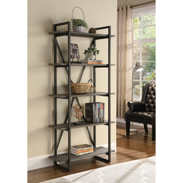 Thole Metal Etagere Bookcase by Brayden Studio