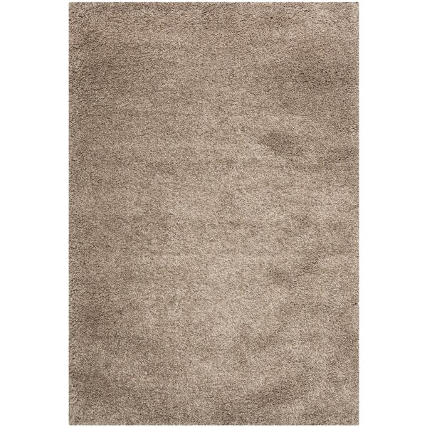 Boice Taupe Area Rug by Wrought Studio