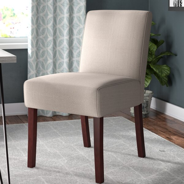 Watchet Armless Guest Chair by Wrought Studio