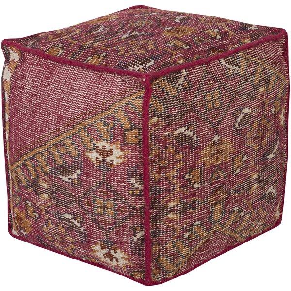 Gina Cube Ottoman by Mistana
