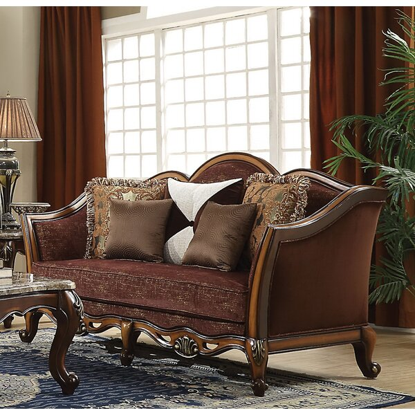 Perfect Priced Nedlands Loveseat by Astoria Grand by Astoria Grand