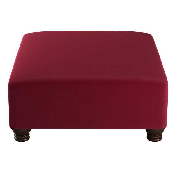 Denman Square Cocktail Ottoman by Darby Home Co