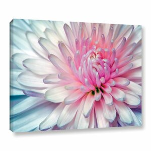 Flower Macro' by Antonio Raggio Wall Art on Wrapped Canvas by ArtWall