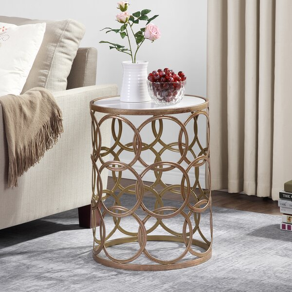 Custer End Table by Mercer41