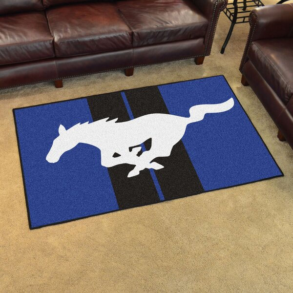 Ford - Mustang Horse Tailgater Mat by FANMATS
