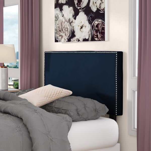 Doleman Upholstered Panel Headboard by Willa Arlo Interiors