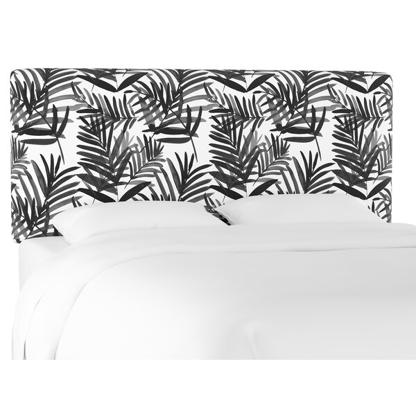 Ensminger Upholstered Panel Headboard by Bay Isle Home