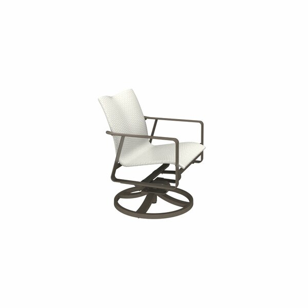 Samba Swivel Patio Chair by Tropitone