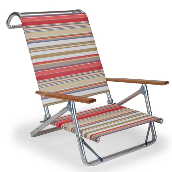 Original Mini-Sun Beach Chair by Telescope Casual Telescope Casual