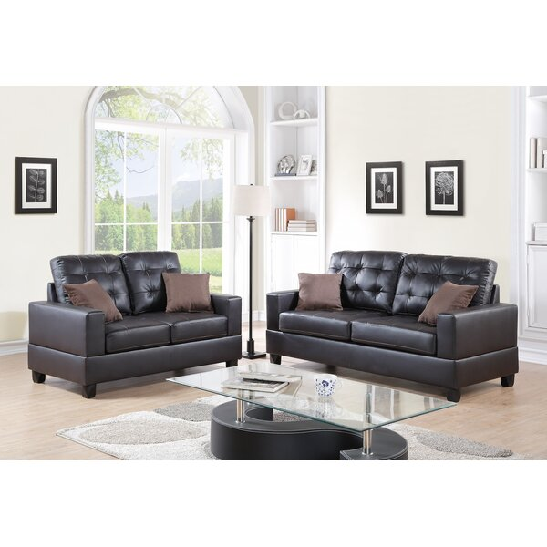 Madisyn 2 Piece Living Room Set by Zipcode Design