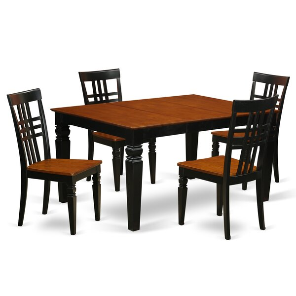 Beeson 5 Piece Dining Set by Darby Home Co