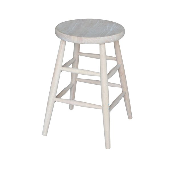 Lynn 24 Backless Bar Stool by Mistana