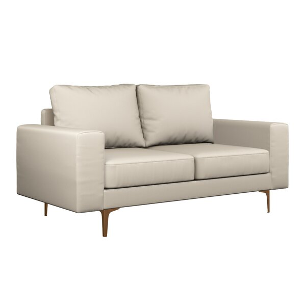 Binns Loveseat By Corrigan Studio 2019 Sale
