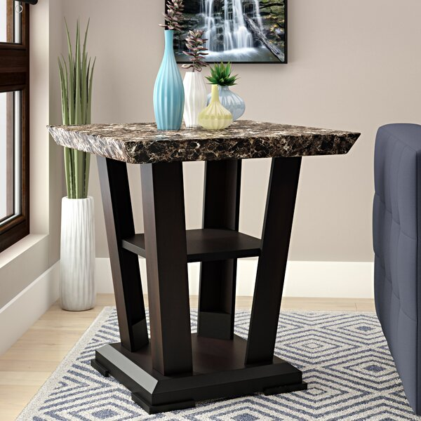 Elks End Table by Latitude Run
