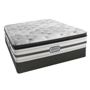 Simmons Beautyrest Beautyrest Platinum Memory Foam Standard Profile 14.5