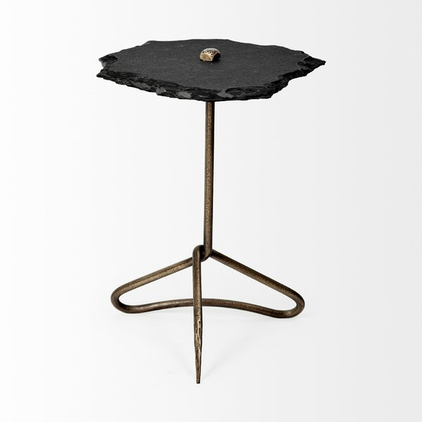 Goncalvo End Table by Union Rustic