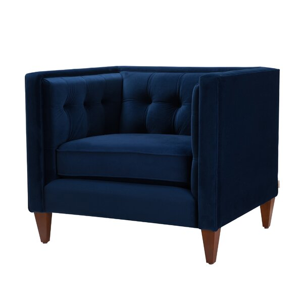 Harcourt Barrel Chair by Willa Arlo Interiors