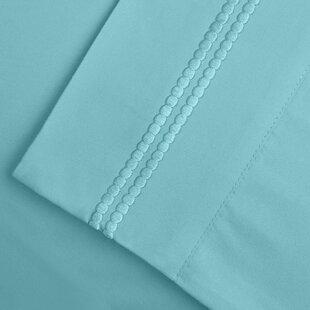 Warrenville Egyptian-Quality Polyester Duvet Cover Set